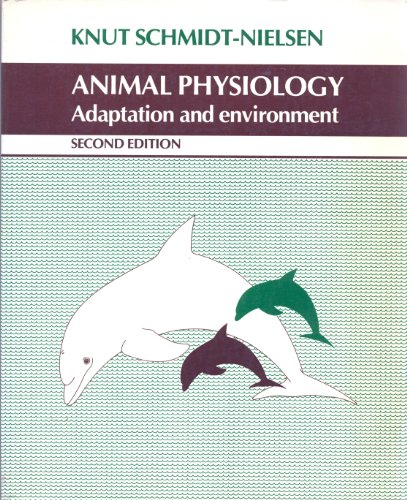 9780521293815: Animal Physiology