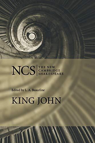 9780521293877: King John (The New Cambridge Shakespeare)