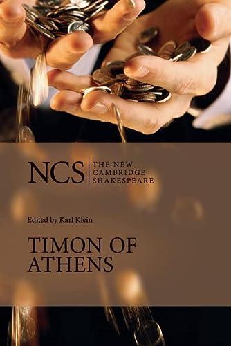 9780521294041: Timon of Athens (The New Cambridge Shakespeare)
