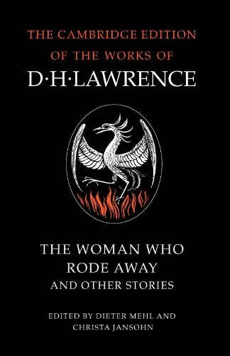 9780521294300: The Woman Who Rode Away and Other Stories (The Cambridge Edition of the Works of D. H. Lawrence)
