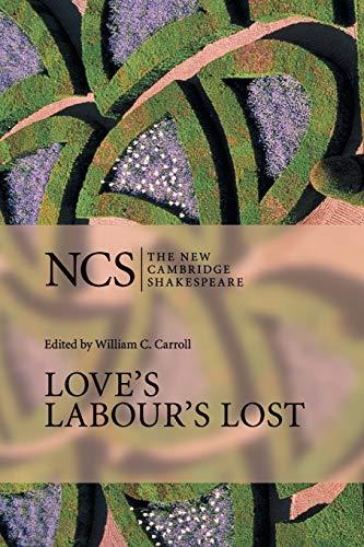 9780521294317: Love's Labour's Lost