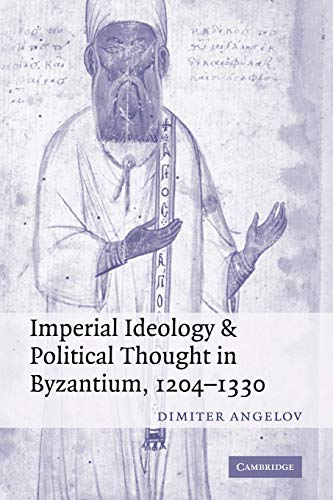 9780521294386: Imperial Ideology and Political Thought in Byzantium, 1204-1330