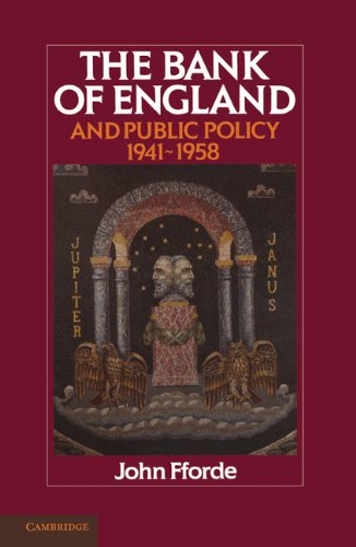 9780521294522: The Bank of England and Public Policy, 1941-1958