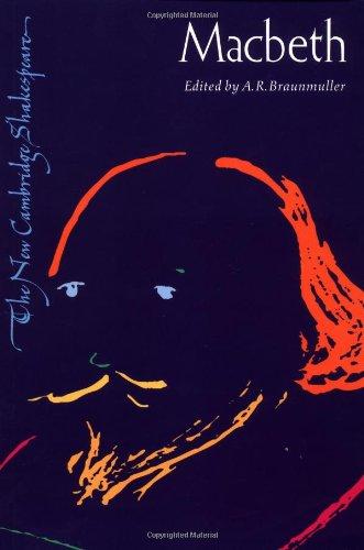 9780521294553: Macbeth (The New Cambridge Shakespeare)