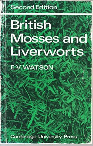 9780521294720: British Mosses and Liverworts