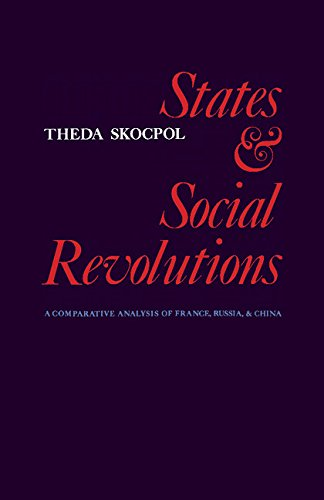 9780521294997: States and Social Revolutions: A Comparative Analysis of France, Russia and China