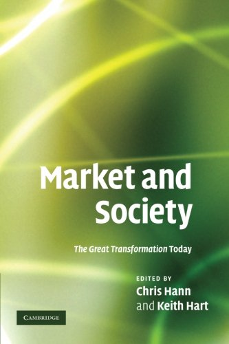 9780521295086: Market and Society Paperback