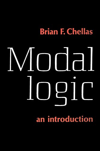 9780521295154: Modal Logic: An Introduction