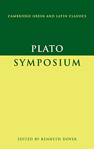 9780521295239: Plato: Symposium (Cambridge Greek and Latin Classics) (Greek Edition)