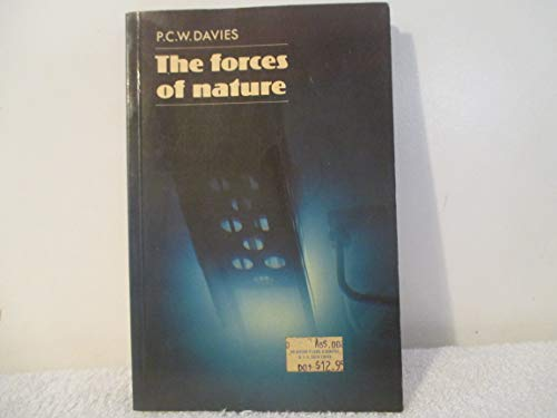 9780521295352: The Forces of Nature