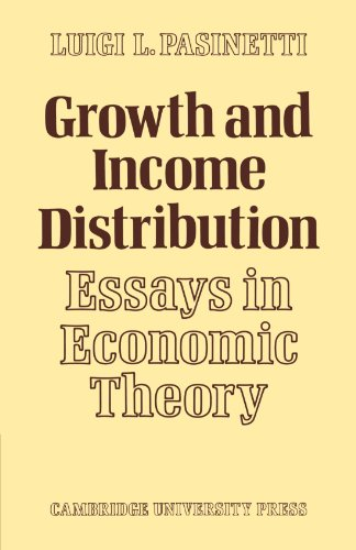 9780521295437: Growth and Income Distribution: Essays in Economic Theory