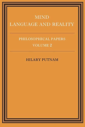 9780521295512: Philosophical Papers: Volume 2, Mind, Language and Reality: 002