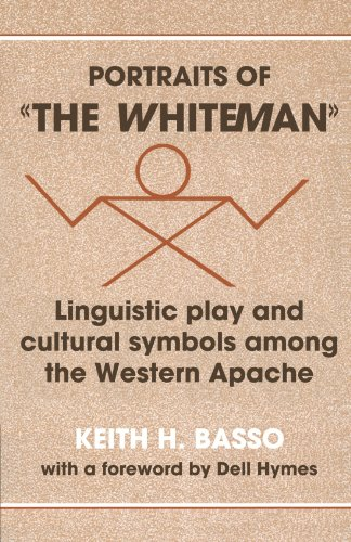 PORTRAIT OF 'THE WHITEMAN' - Linguistic play and cultural symbols among the Western ...