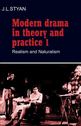 9780521296281: Modern Drama in Theory and Practice 1: Realism and Naturalism