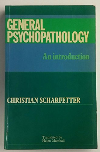 9780521296557: General Psychopathology: An Introduction