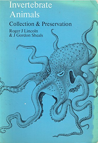 9780521296779: Invertebrate Animals: Collection and Preservation