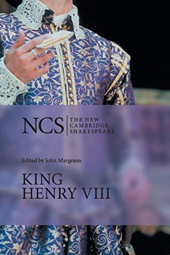 9780521296922: King Henry VIII Paperback (The New Cambridge Shakespeare)