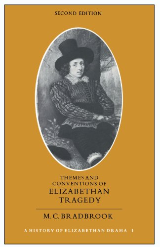 9780521296953: Themes and Conventions of Elizabethan Tragedy