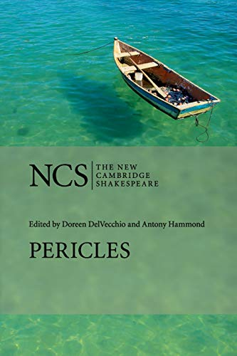 9780521297103: Pericles, Prince of Tyre (The New Cambridge Shakespeare)