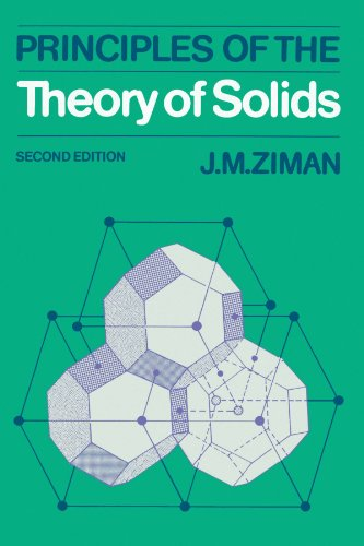 9780521297332: Principles of the Theory of Solids