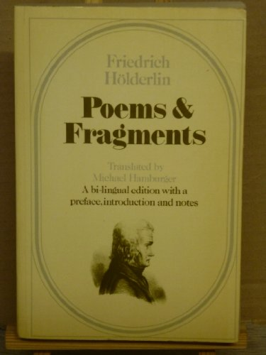 9780521297882: Poems and Fragments