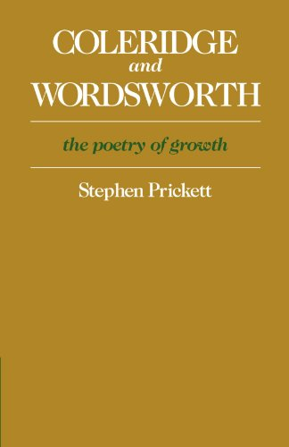 9780521298094: Coleridge and Wordsworth: The Poetry of Growth