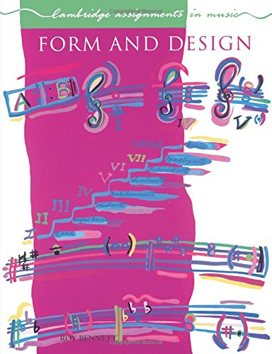 9780521298124: Form and Design (Cambridge Assignments in Music)