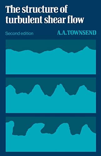 9780521298193: The Structure of Turbulent Shear Flow (Cambridge Monographs on Mechanics)