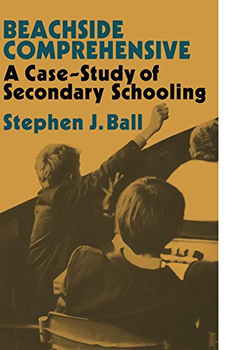 9780521298780: Beachside Comprehensive: A Case-Study of Secondary Schooling