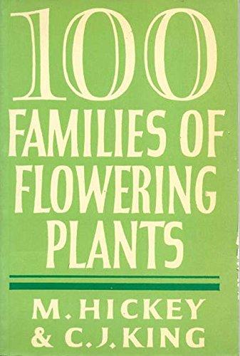 9780521298919: 100 Families of Flowering Plants