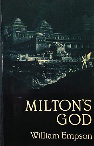9780521299107: Milton's God