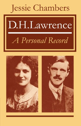 9780521299190: D. H. Lawrence: A Personal Record