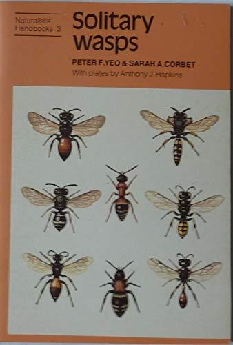 9780521299404: Solitary Wasps (Naturalists' Handbooks)