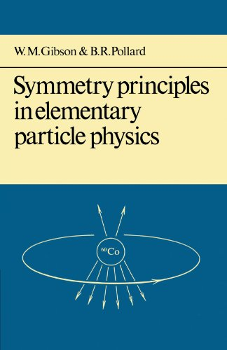9780521299640: Symmetry Principles Particle Physics (Cambridge Monographs on Physics)