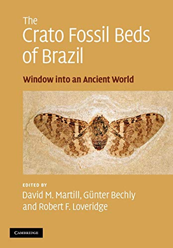 9780521300803: The Crato Fossil Beds of Brazil: Window into an Ancient World