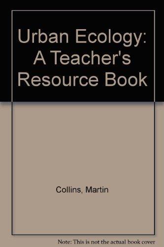 9780521300858: Urban Ecology: A Teacher's Resource Book