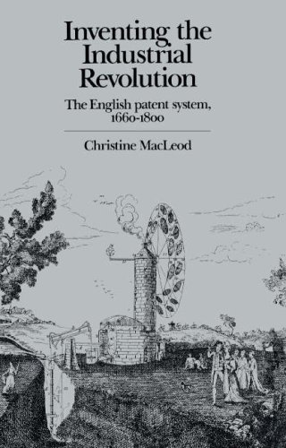 9780521301046: Inventing the Industrial Revolution: The English Patent System, 1660-1800