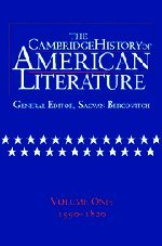 9780521301053: The Cambridge History of American Literature: Volume 1, 1590-1820: 001