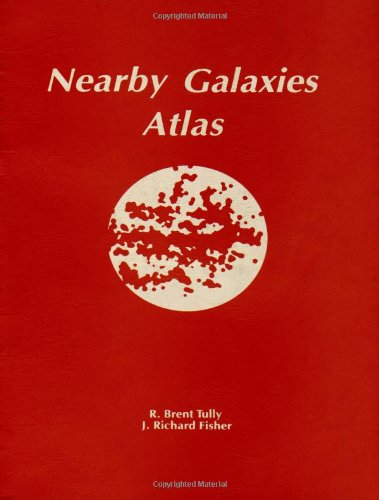 9780521301367: Atlas of Nearby Galaxies
