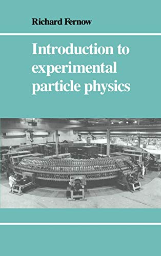 9780521301701: Introduction to Experimental Particle Physics