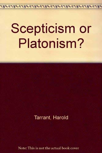 9780521301916: Scepticism or Platonism?: The Philosophy of the Fourth Academy (Cambridge Classical Studies)
