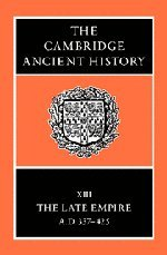 9780521302005: The Cambridge Ancient History Volume 13: The Late Empire, AD 337-425