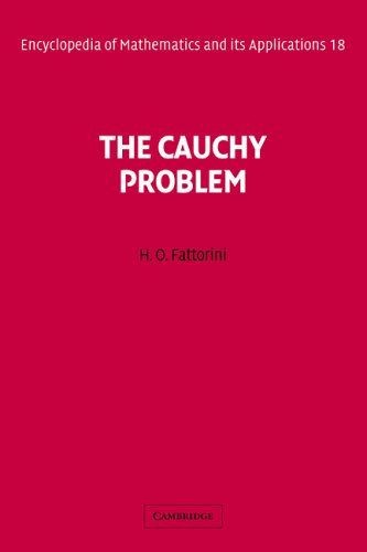 9780521302388: 018: The Cauchy Problem (Encyclopedia of Mathematics and its Applications)