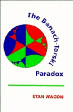 9780521302449: The Banach-Tarski Paradox (Encyclopedia of Mathematics and its Applications)