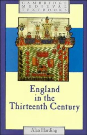 9780521302746: England in the Thirteenth Century (Cambridge Medieval Textbooks)