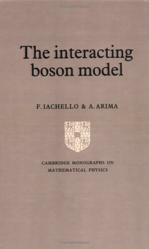9780521302821: The Interacting Boson Model (Cambridge Monographs on Mathematical Physics)