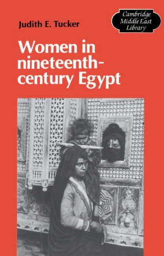 9780521303385: Women in Nineteenth-Century Egypt (Cambridge Middle East Library)