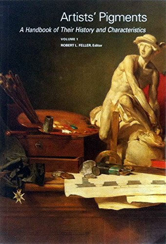 Artists' Pigments: Volume 1: A Handbook of their History and Characteristics
