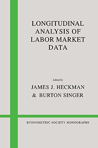 9780521304535: Longitudinal Analysis of Labor Market Data