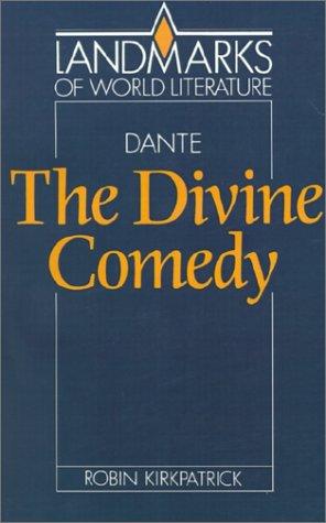 9780521305334: Dante: The Divine Comedy (Landmarks of World Literature)